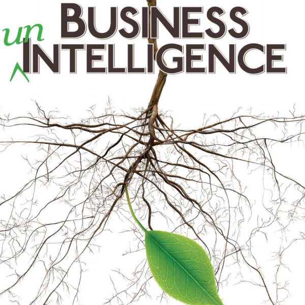 Book cover for Business unIntelligence